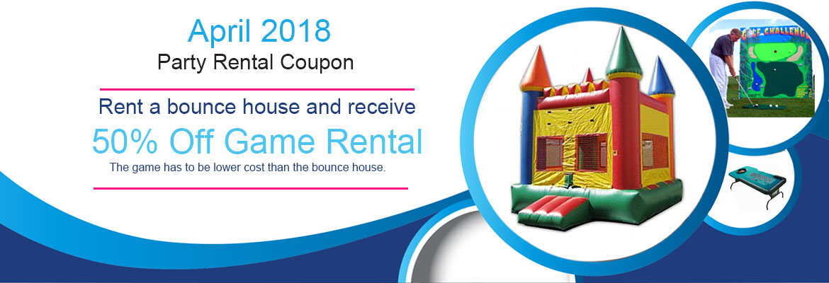 April Rental Coupon