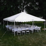 Canopy - 20' x 20' White