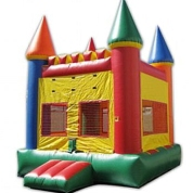 Inflatable Bounce House Dry