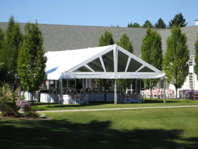 Tent Rental Fort Collins | 40 x 40 Frame Tent Rental ...