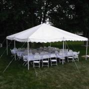 Canopy - 20' x 20' White