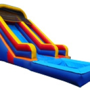 Inflatable 18'  Slide Wet or Dry